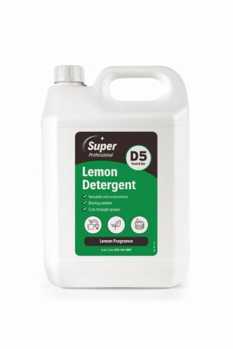 Washing Up Liquid 5ltr